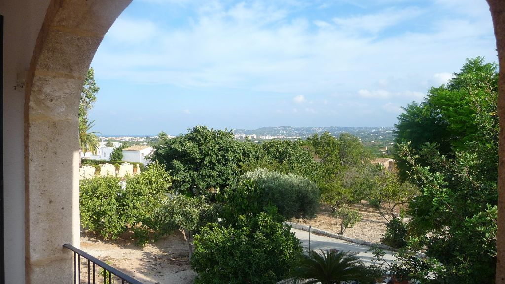 Villa con gran parcela a la venta en Javea - Costa Blanca