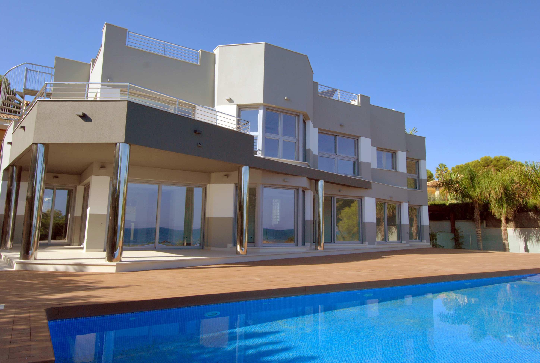 Fantastica Villa de Nueva Construcción con vistas al Mar - Costa Blanca