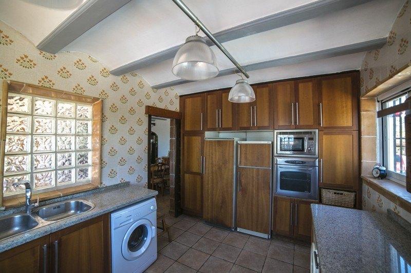 Villa en Alquiler Anual con Vista al Mar en Castellans Javea- Costa Blanca