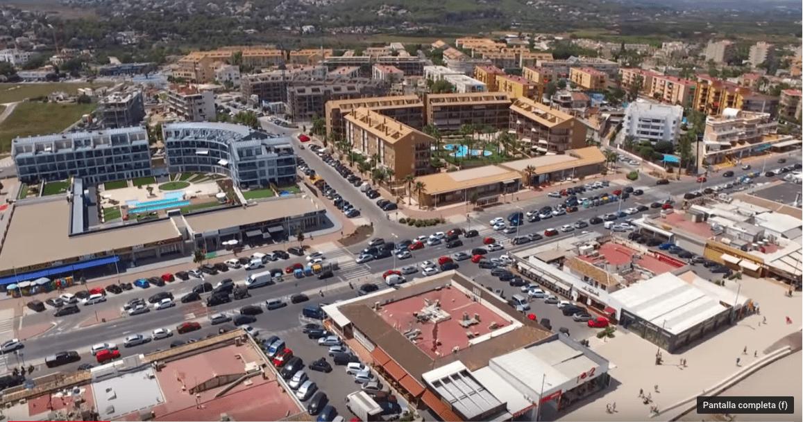 Alquiler Local- Arenal - Jávea - Alicante