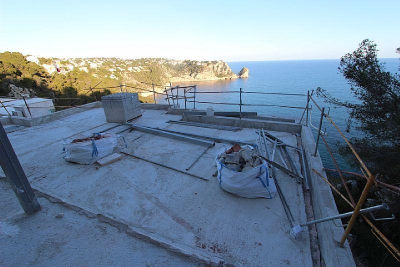 Villa de Nueva Construcción de estilo Moderno a la Venta con Vista al Mar - Javea