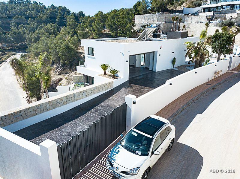 Villa de Lujo a la Venta de Nueva Construcción - Benissa - Costa Blanca