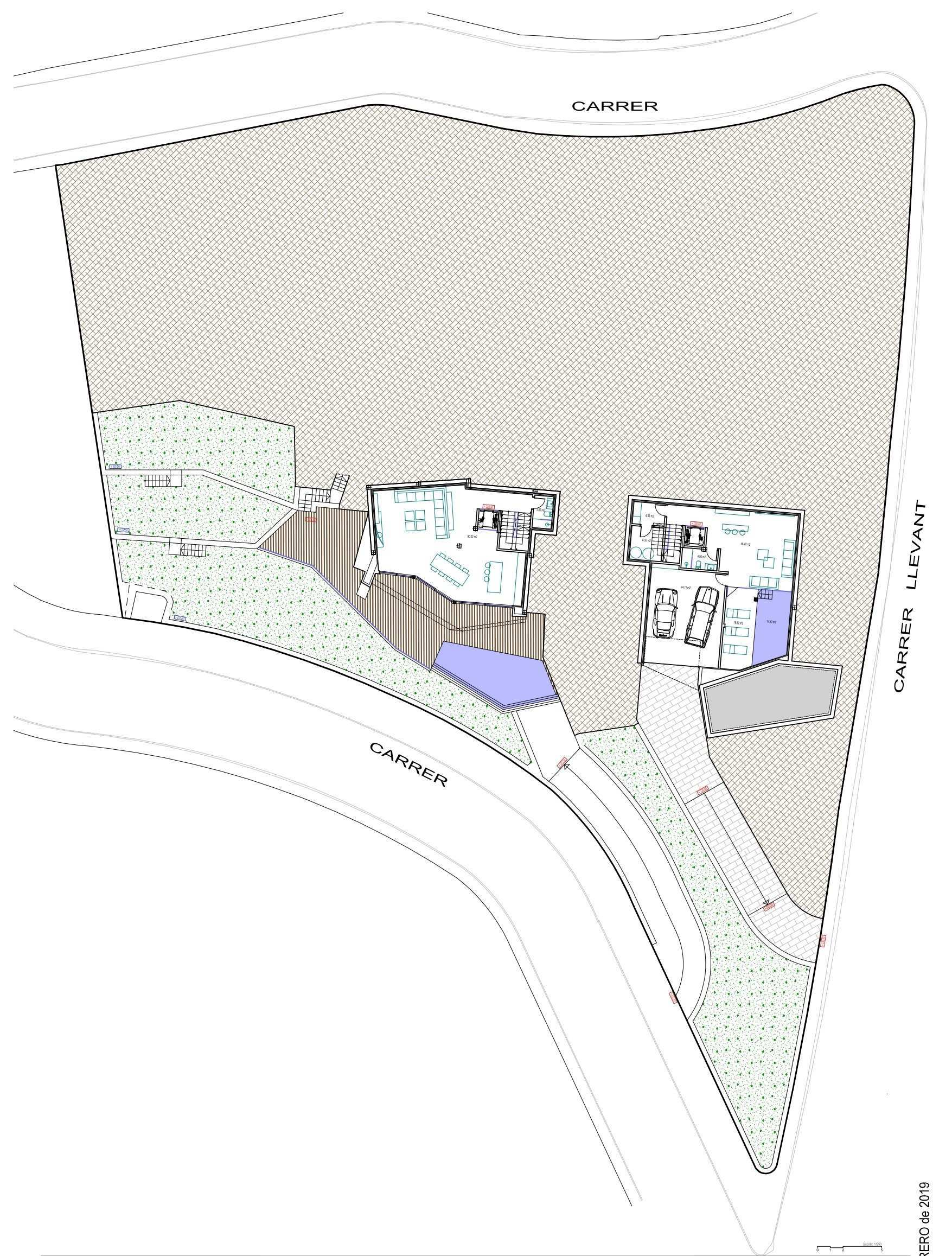 Villa Moderna de lujo de nueva construccion con vista al mar en Pueblo Mascarat - Altea