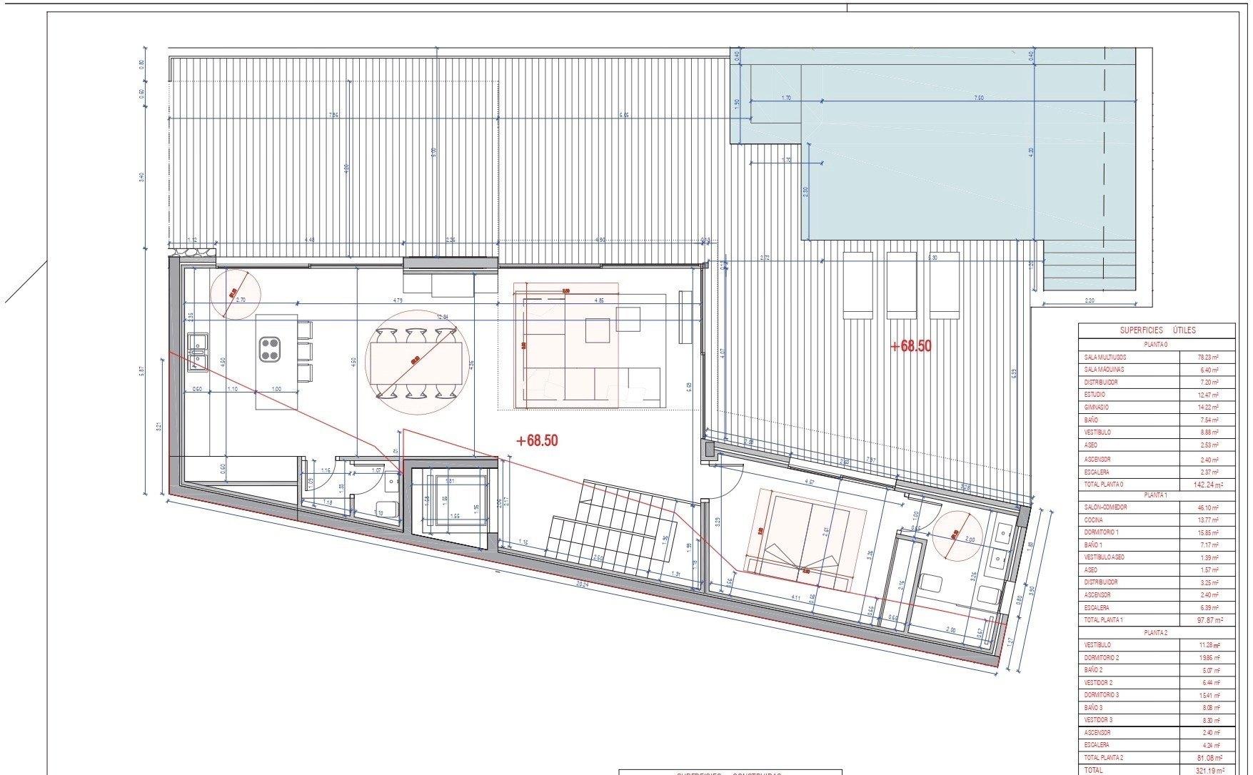 Villa de Nueva Construccion a la Venta en Piver - Javea - Costa Blanca