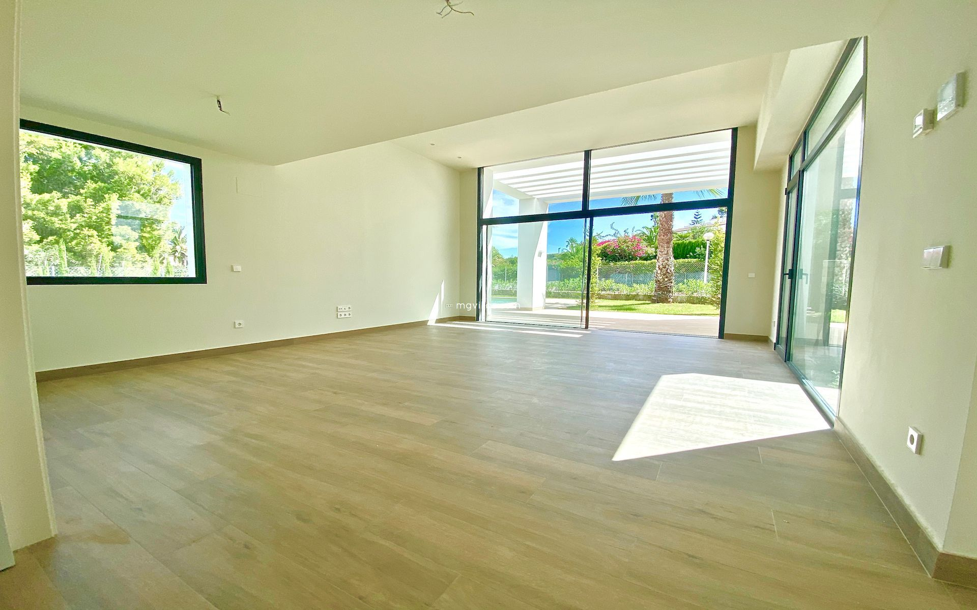 Villa Moderna de Nueva Construcción a la Venta en Tosalet - Javea