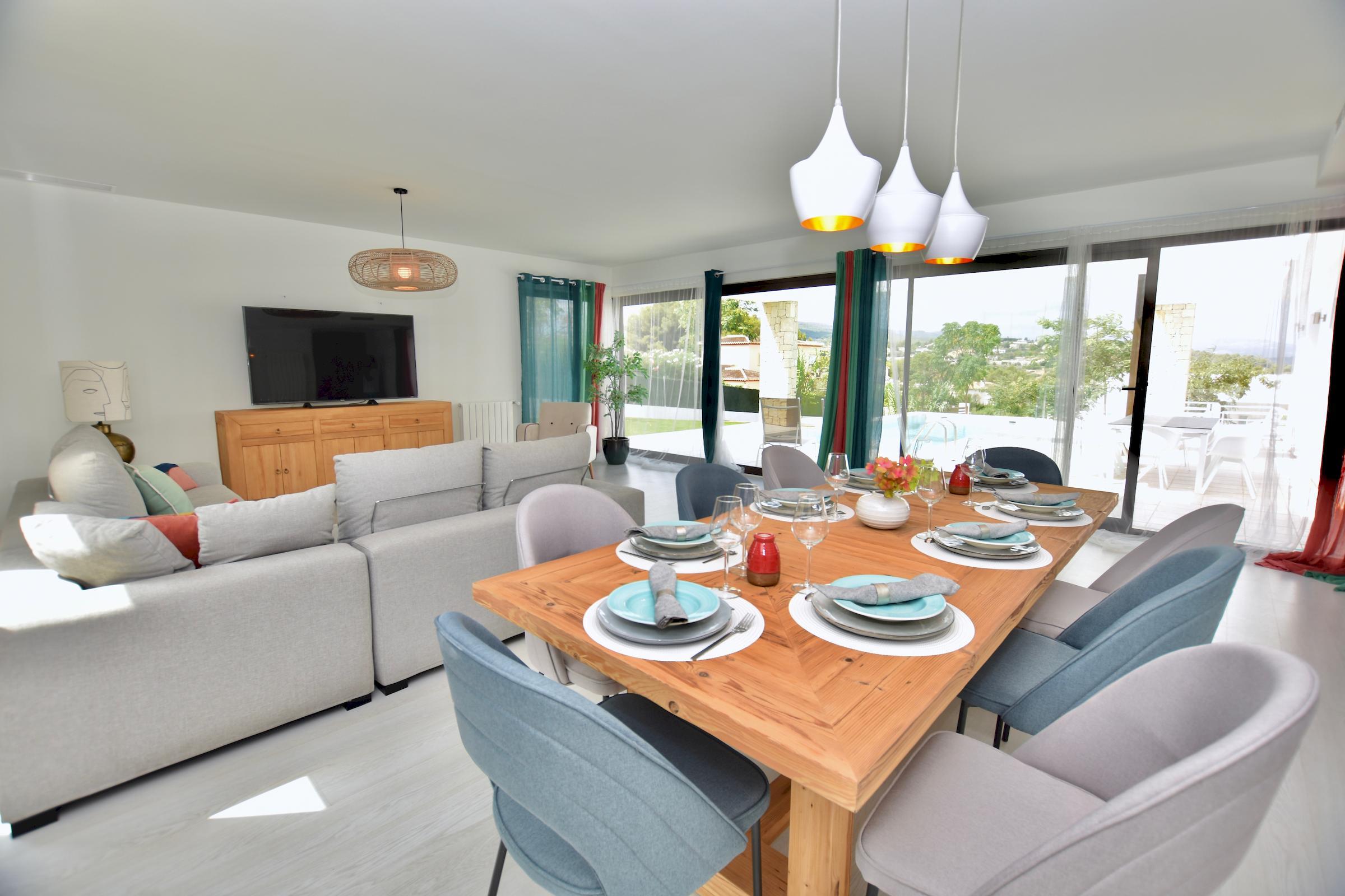 Exclusiva villa de lujo a la venta en Javea - Costa Blanca