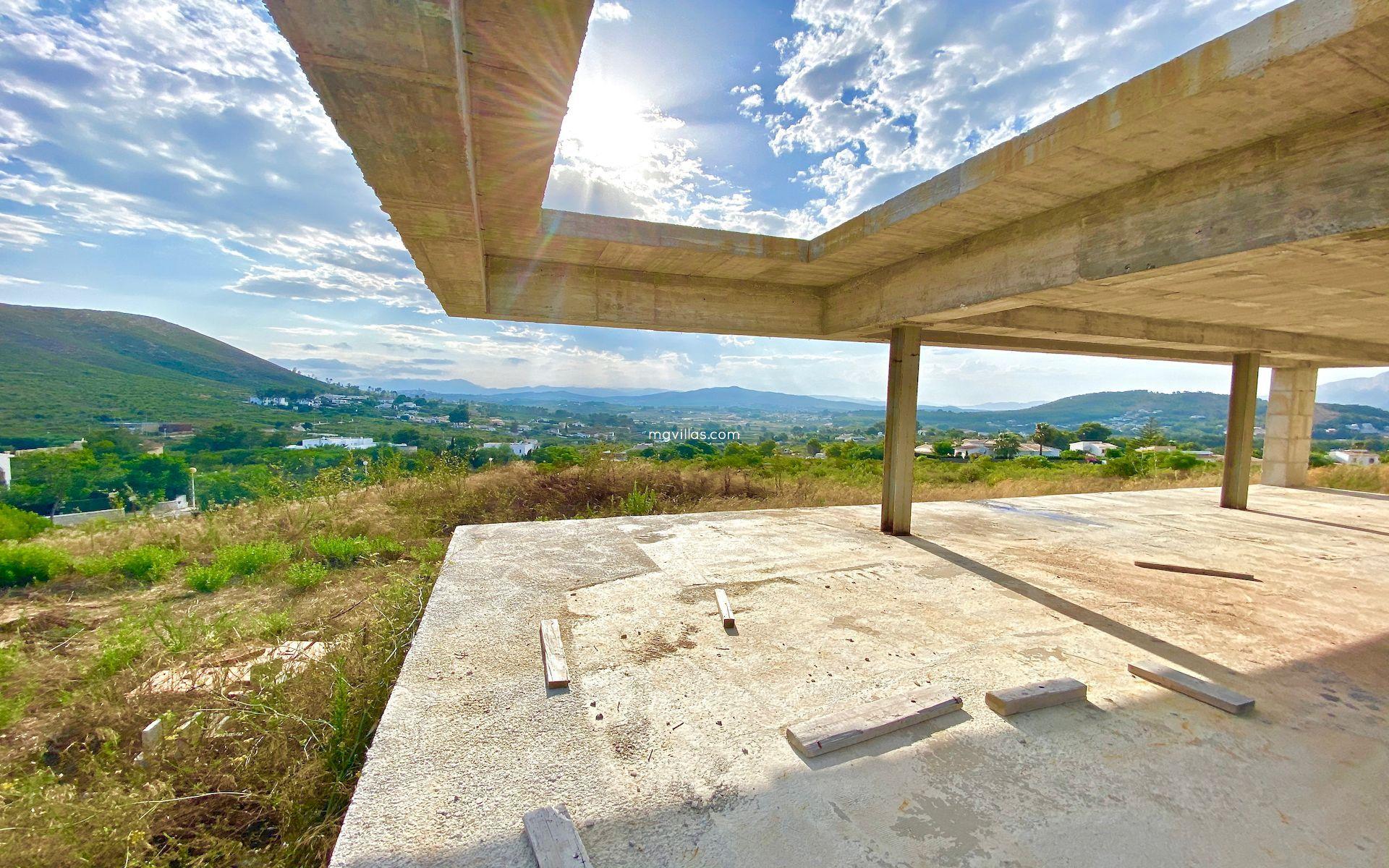 Villa de Nueva Construcción a la Venta en Javea - Costa Blanca