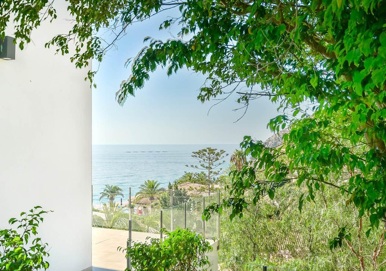 Villa de lujo con vistas al mar en Maryville de Calpe - Costa Blanca