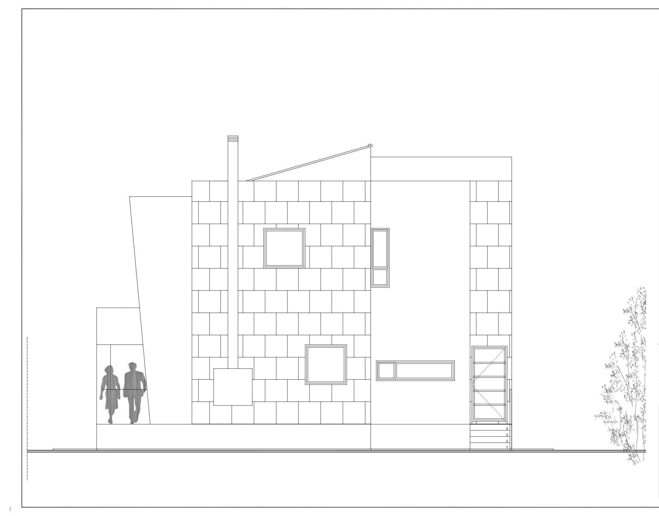 Proyecto de Villa Moderna con licencia a la Venta en La Guardia Park - Javea