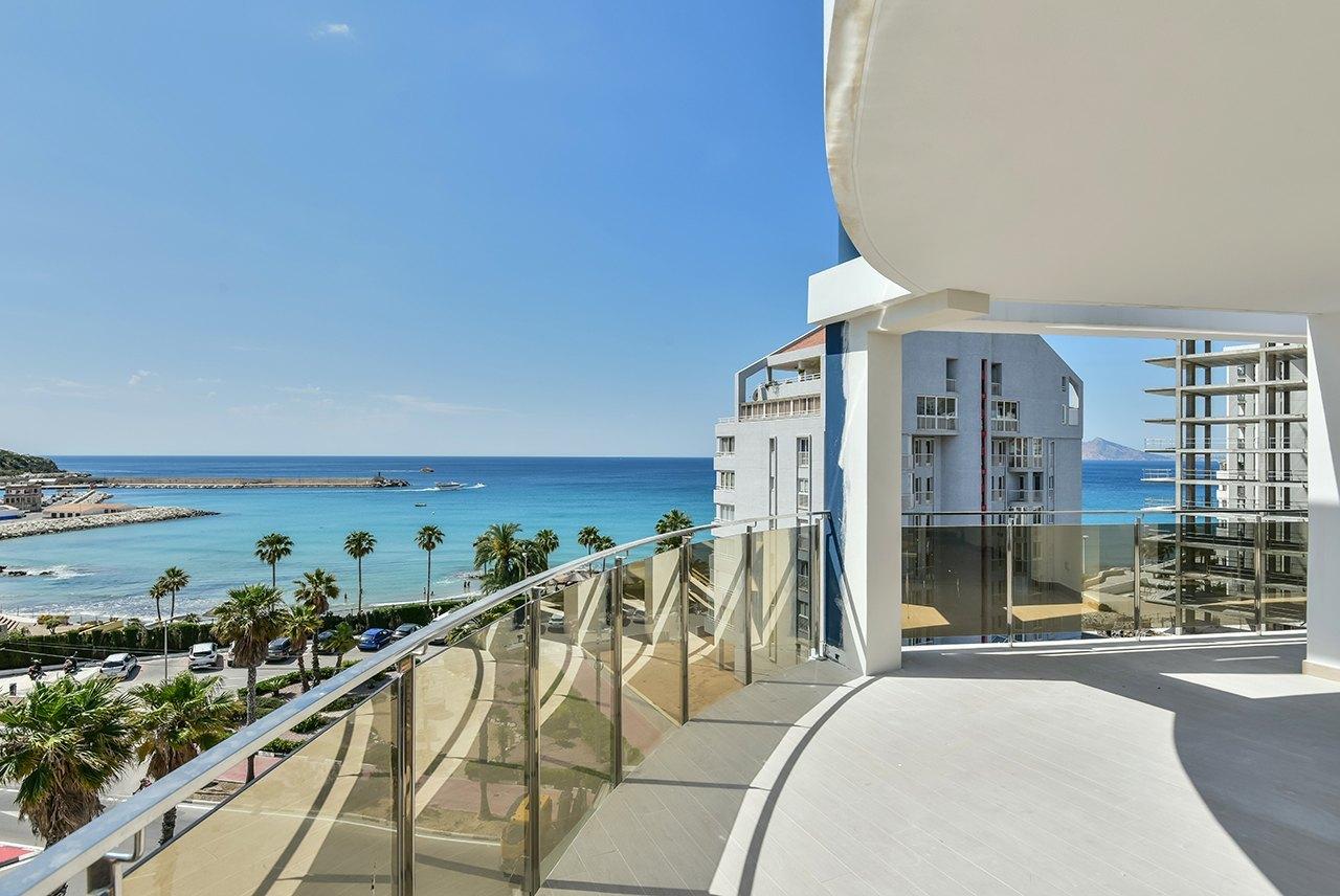 Se vende apartamento en Calpe con maravillosas vistas al mar - Costa Blanca