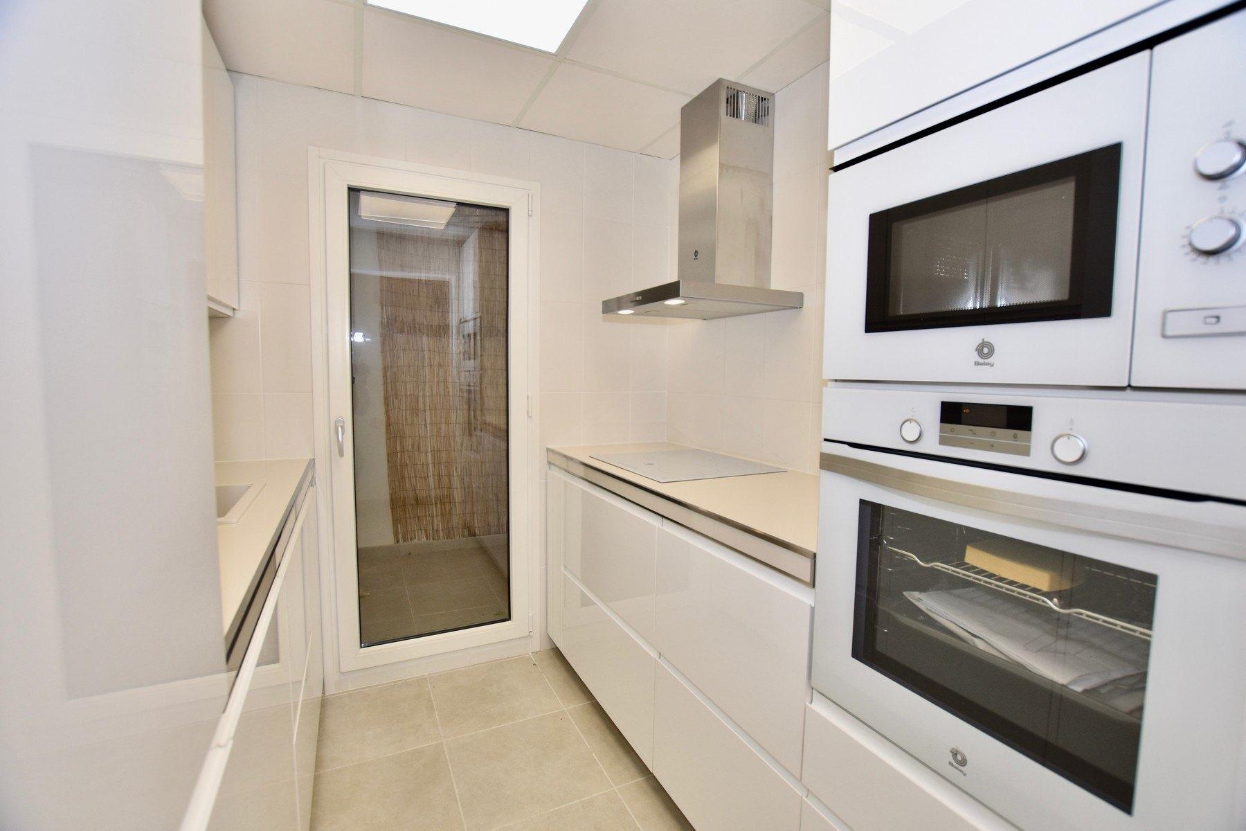 Se vende apartamento reformado en Calpe en 500 m del mar