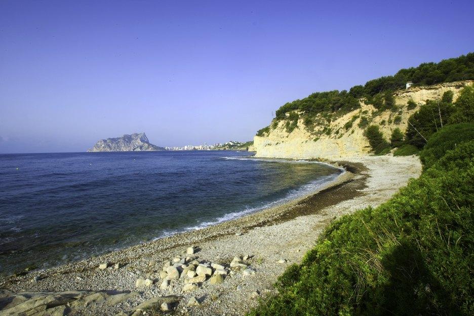 Exclusivo Proyecto de Villa de lujo a la Venta en la Fustera - Benissa - Costa Blanca