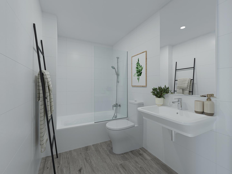 Apartamento de obra nueva a la venta en el Puerto de Javea - Costa Blanca