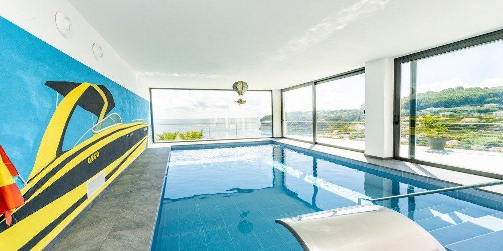 Villa de Lujo de estilo moderno de obra nueva a la Venta en Portichol - Javea - Costa Blanca