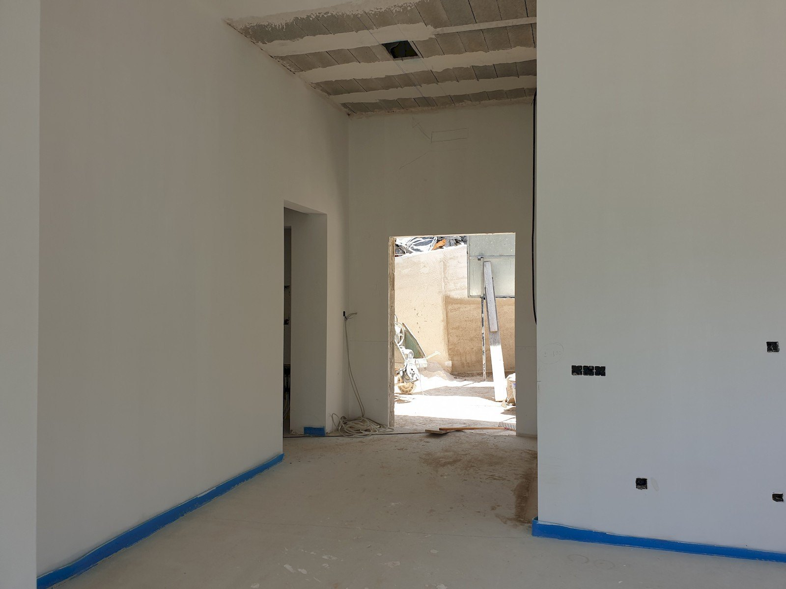 VILLA DE NUEVA CONSTRUCCION EN VENTA EN JAVEA, ALICANTE, COSTA BLANCA.