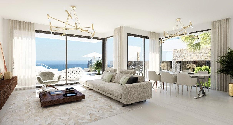 Villa de lujo de estilo moderno a la venta en Sierra Cortina - Benidorm