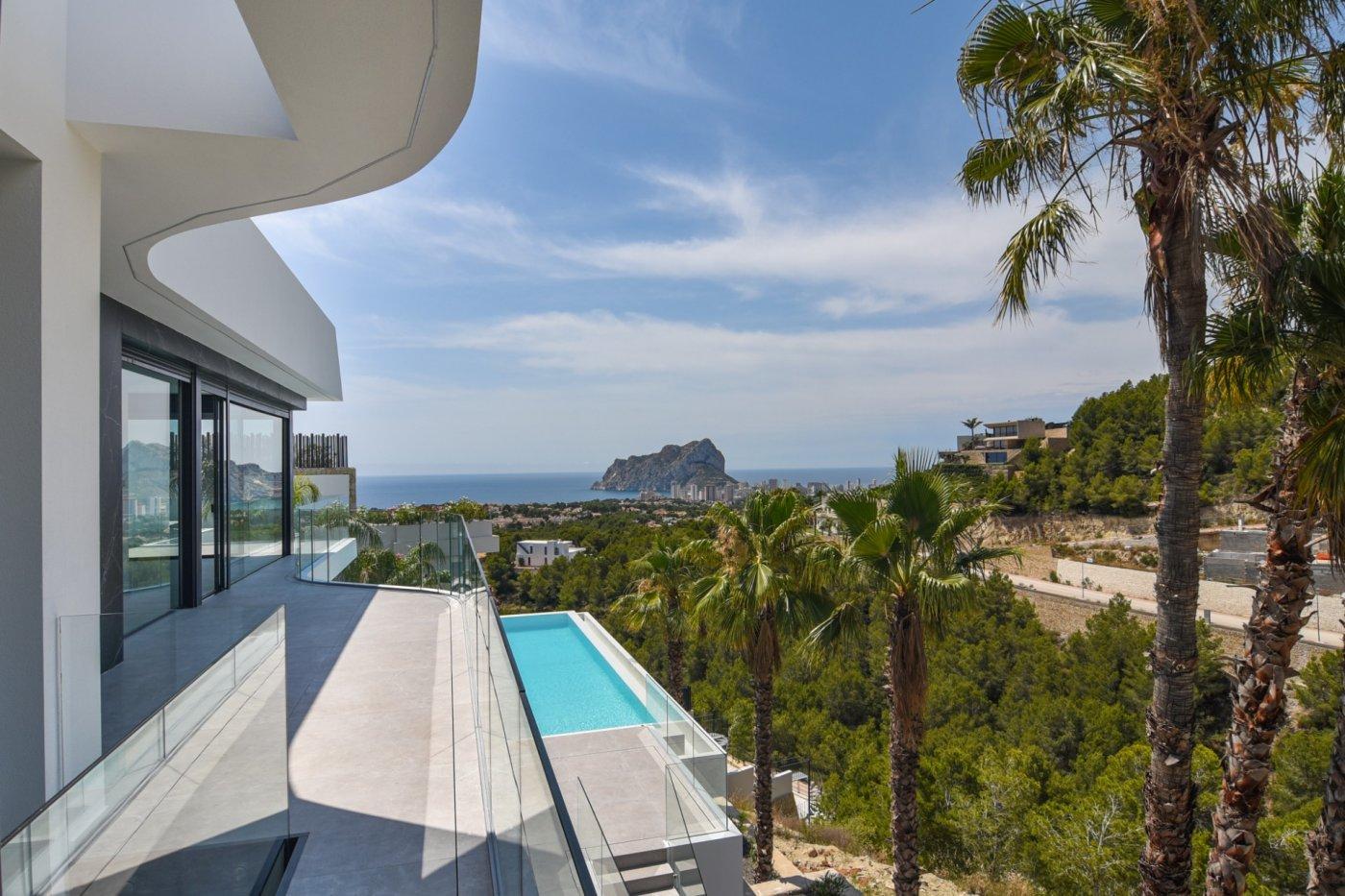 Villa de lujo moderna a la venta en Benissa Costa - Costa Blanca Norte
