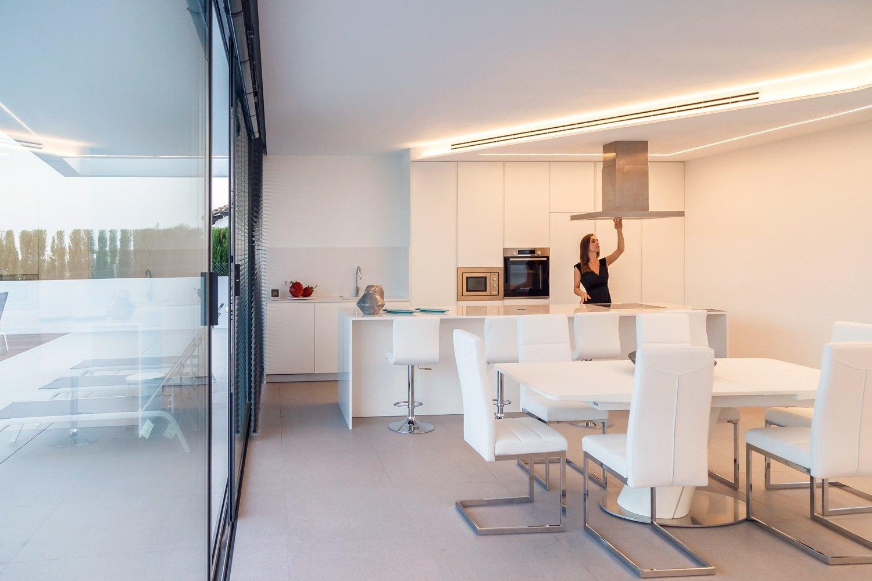Villa de estilo moderno de nueva construccion en venta en Moraira con vistas al mar
