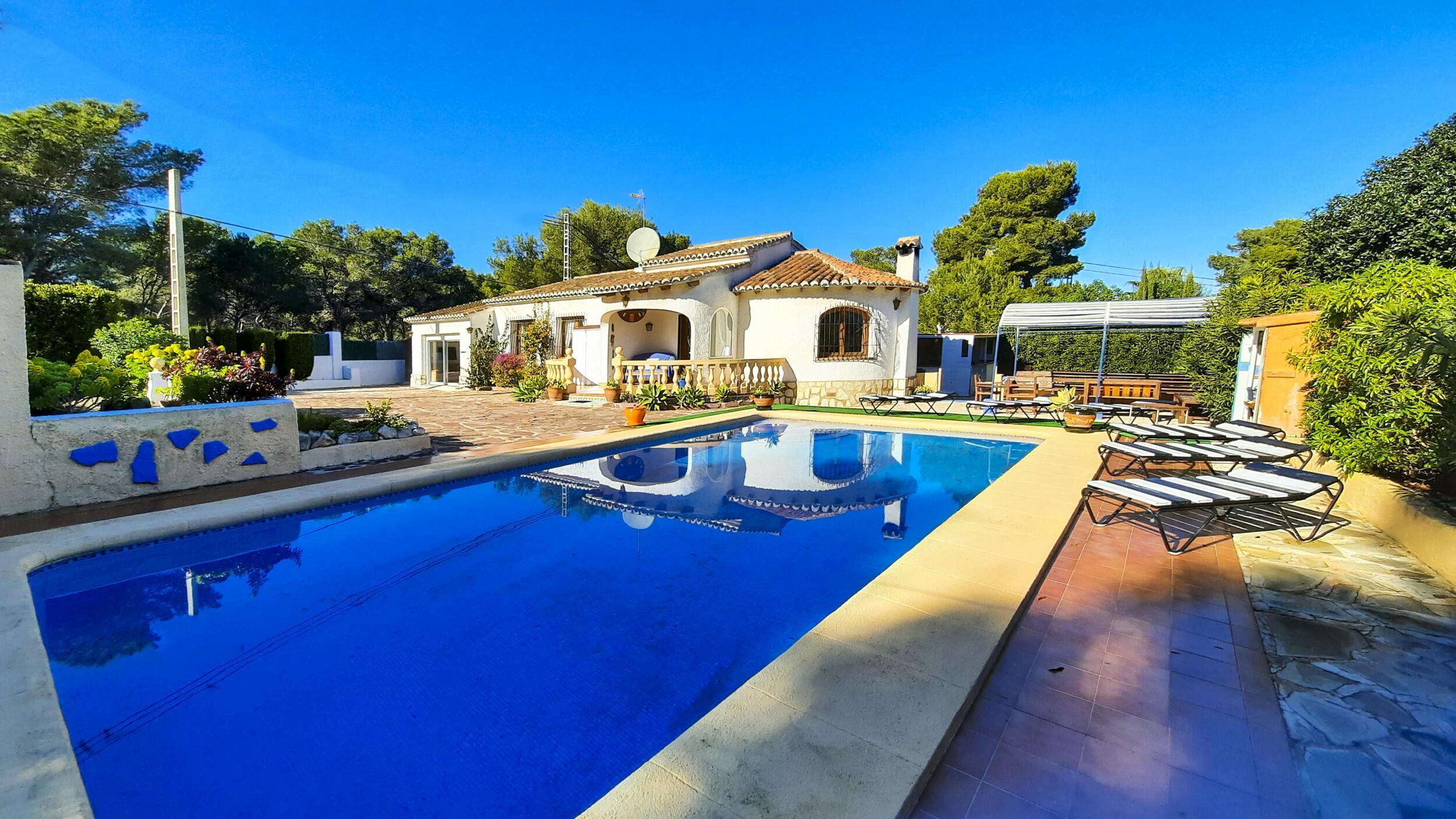 Villa en Venta- Javea- Alicante- Costa Blanca
