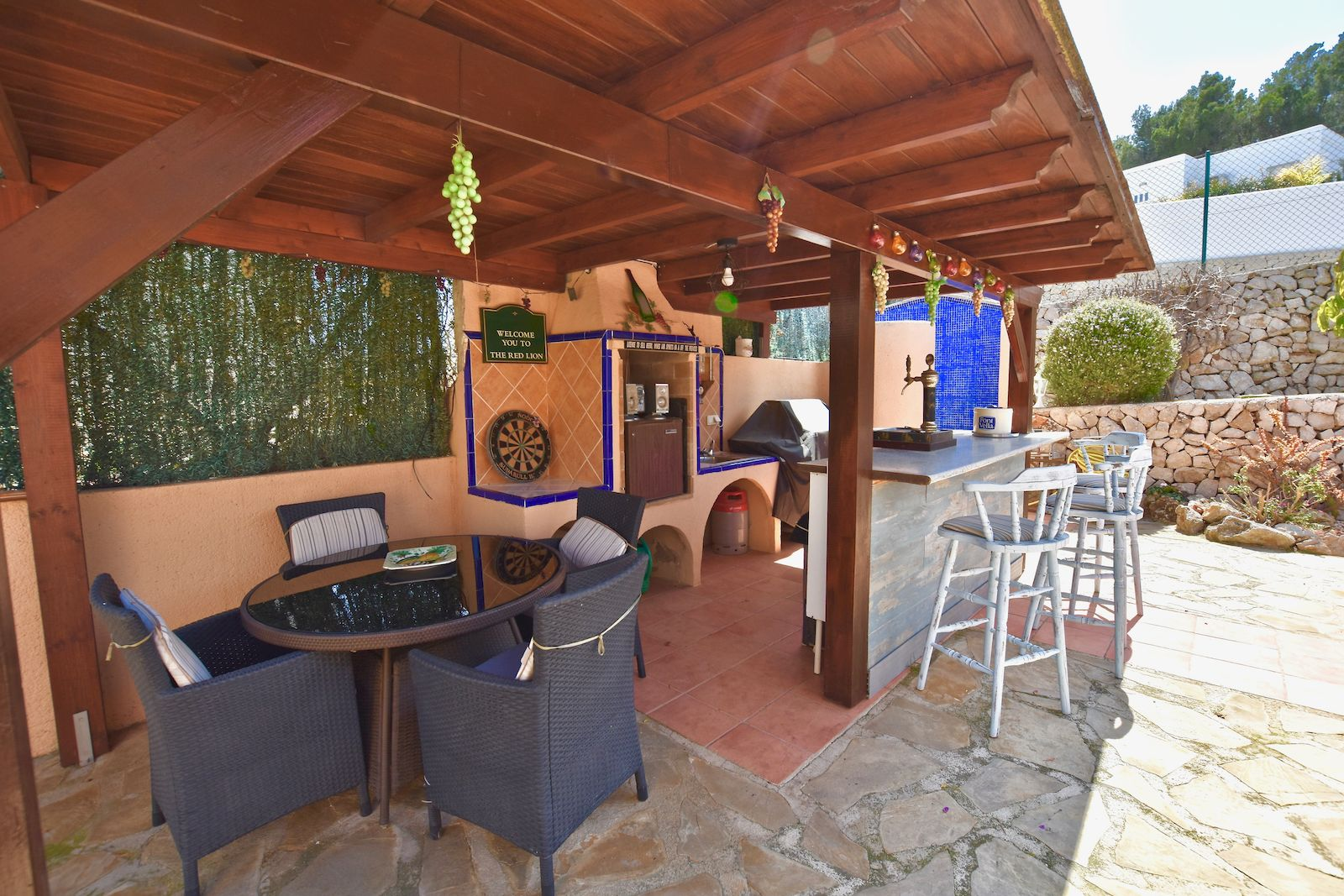 Villa a la Venta en Benimeit Moraira - Costa Blanca