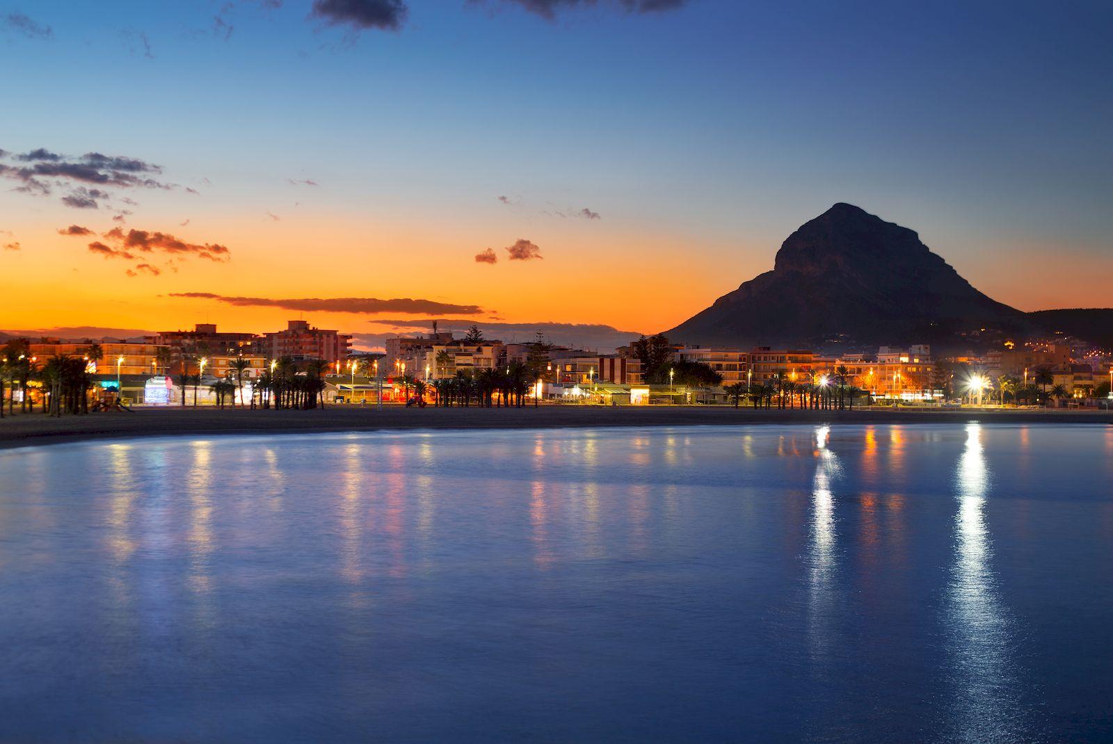 Promocion de Obra Nueva a la venta en el puerto de Javea - Costa Blanca
