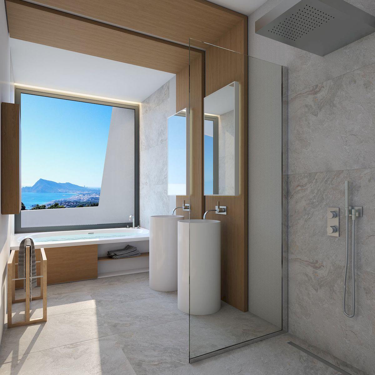Villa de Lujo a la Venta de nueva construcción en Altea Hills - Costa Blanca Norte