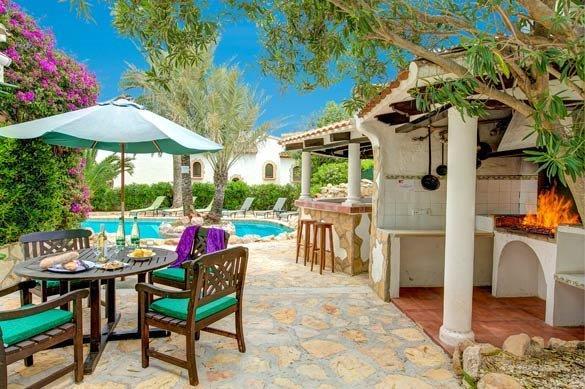 Villa en Alquiler Temporal- Javea- Alicante- Costa Blanca