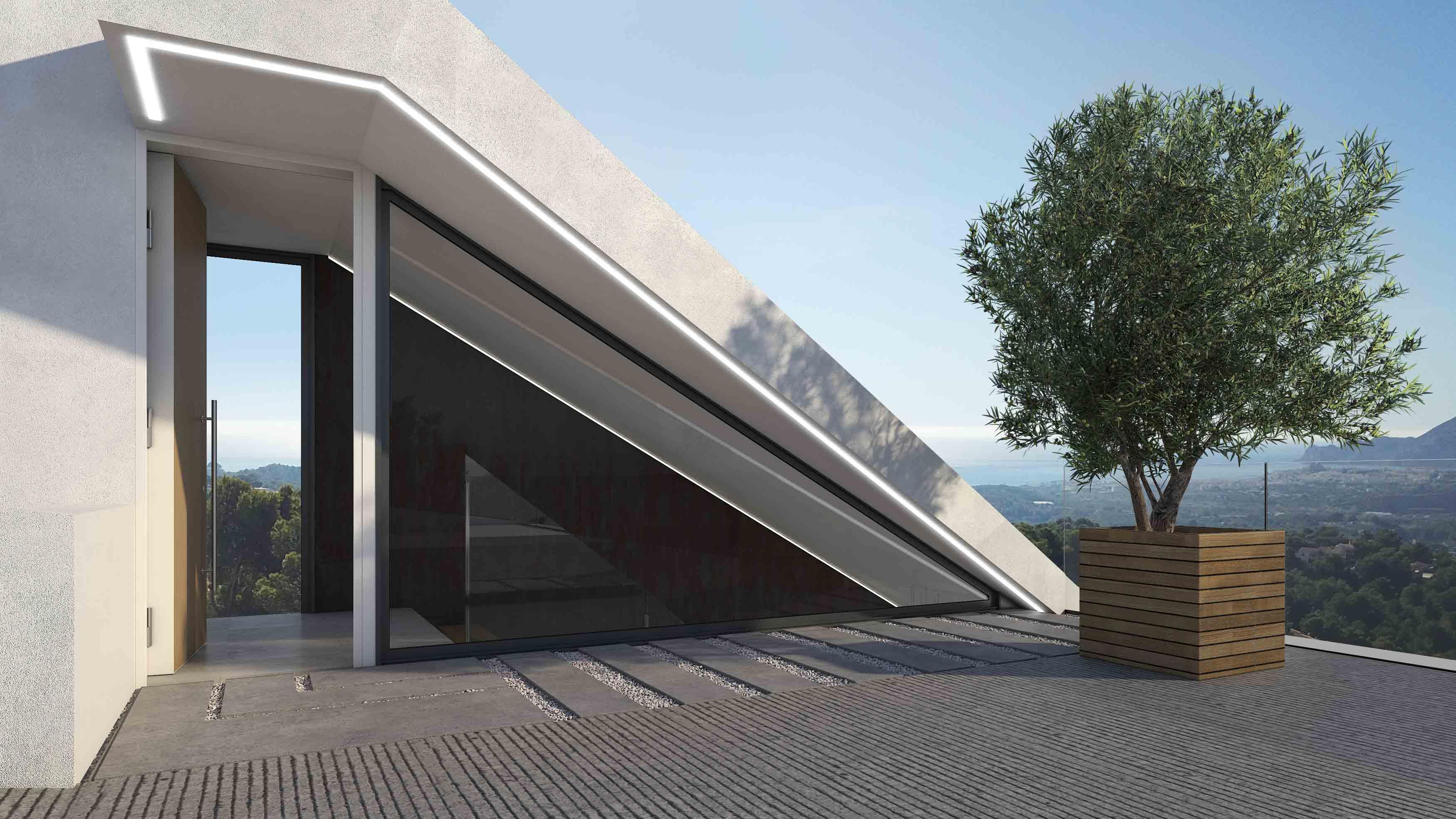 Villa de Lujo Moderno a la Venta en Altea - Costa Blanca
