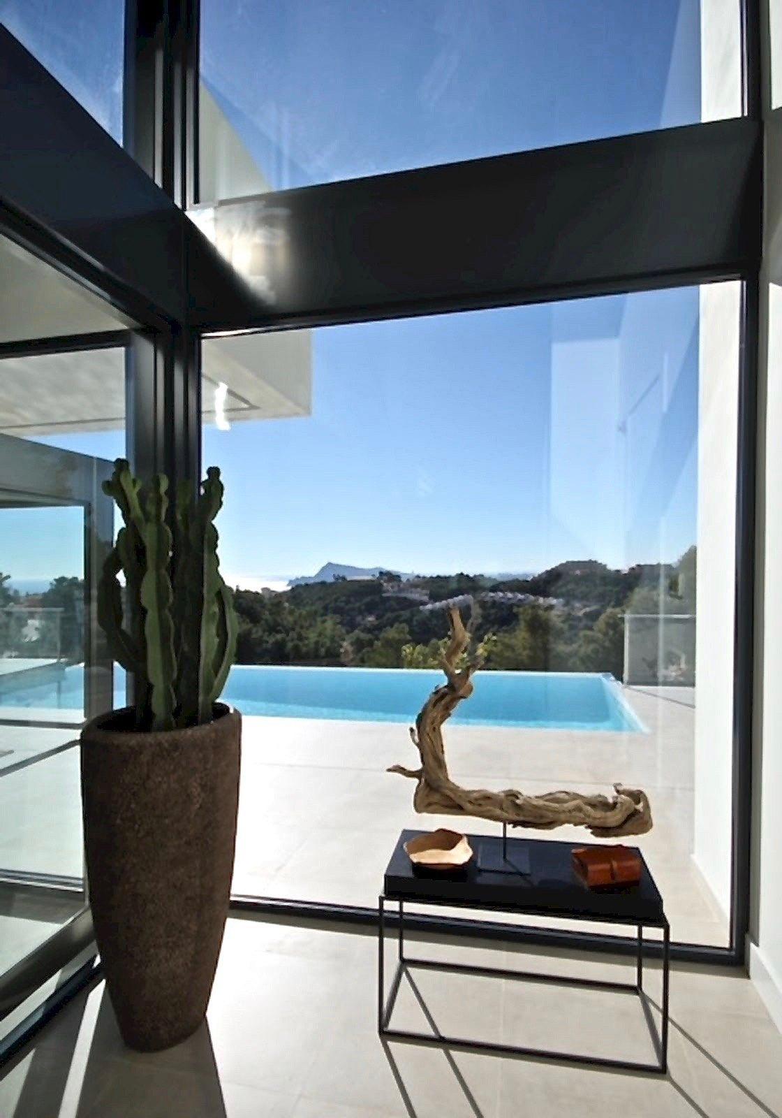 Villa Moderna de Oba Nueva a la Venta en Altea - Costa Blanca