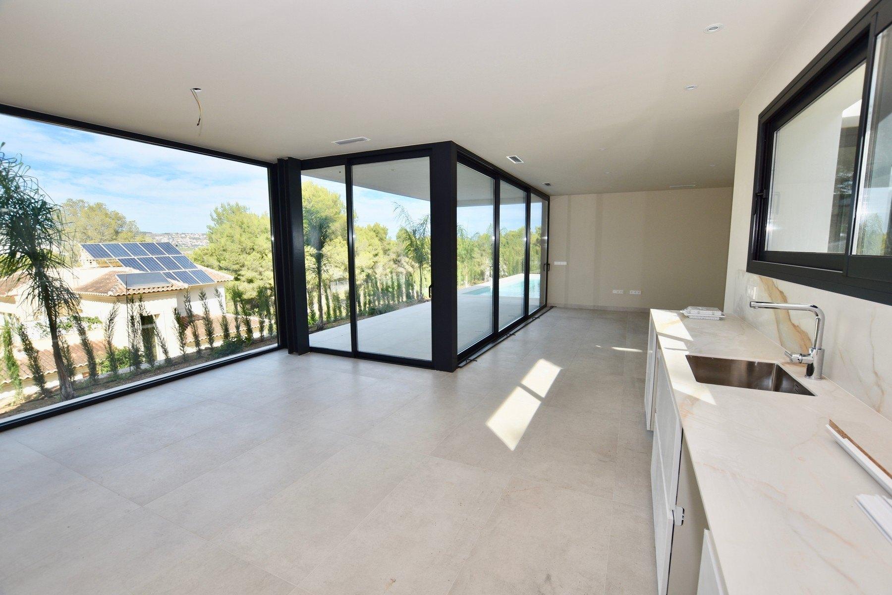 Villa de Obra Nueva a la Venta en Javea - Costa Blanca